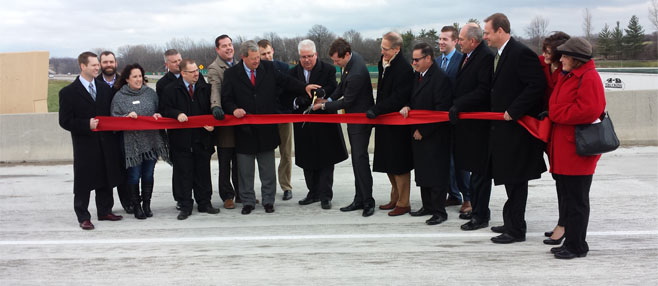 Grand Prairie Parkway is now open!