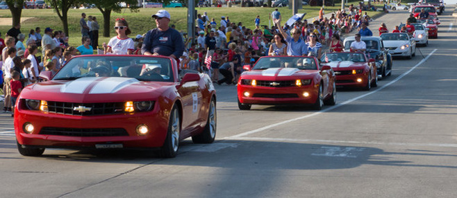 Get ready for some Independence Day fun in West Des Moines