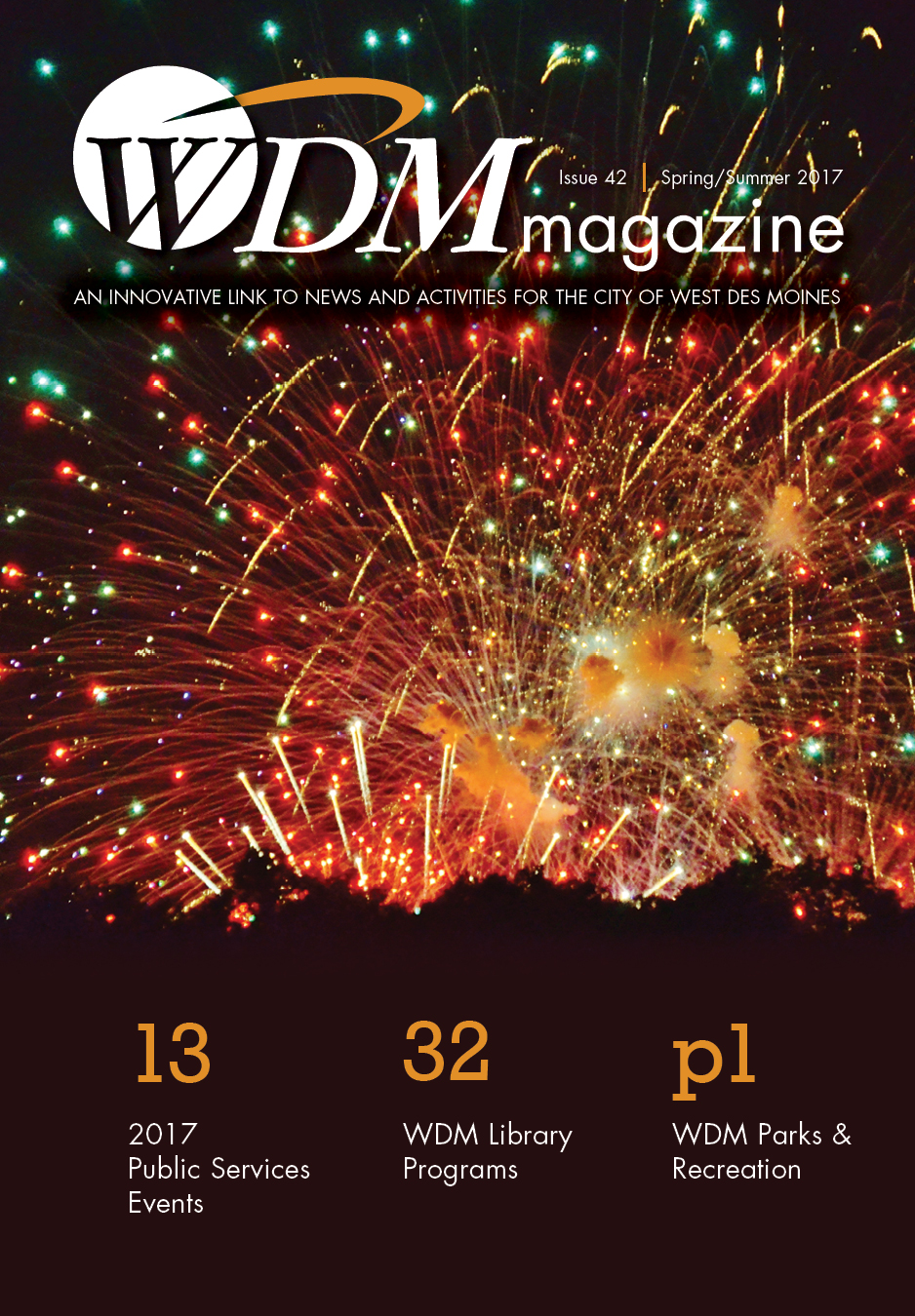 WDM_MAG_42_cover, Spring/Summer 2017