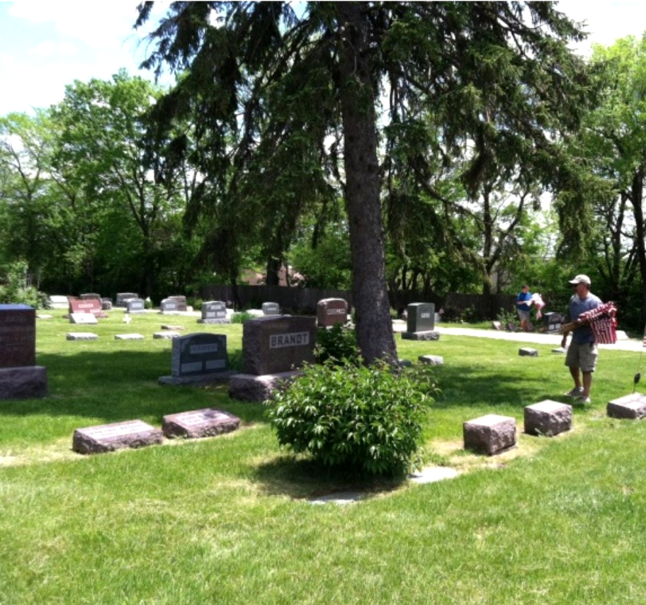 Jordan Cemetery Spring Cleanup Begins April 2