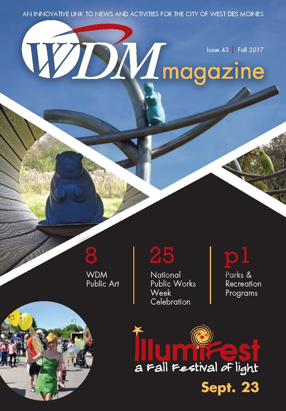 WDM Magazine, WDM Magazine Fall 2017, Issue 43