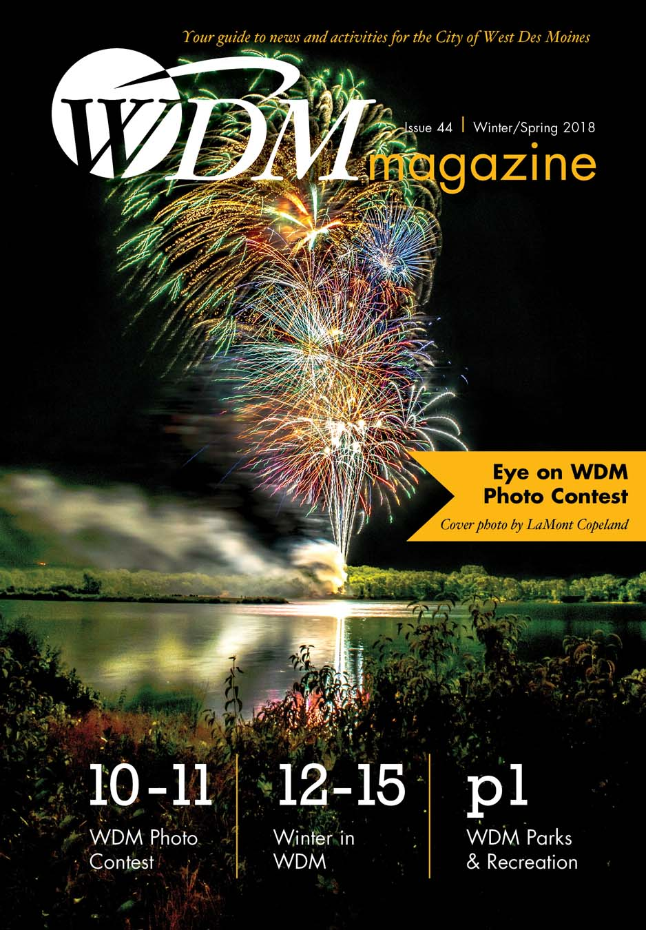 WDM Magazine, WDM Magazine Winter/Spring 2018, Issue 44