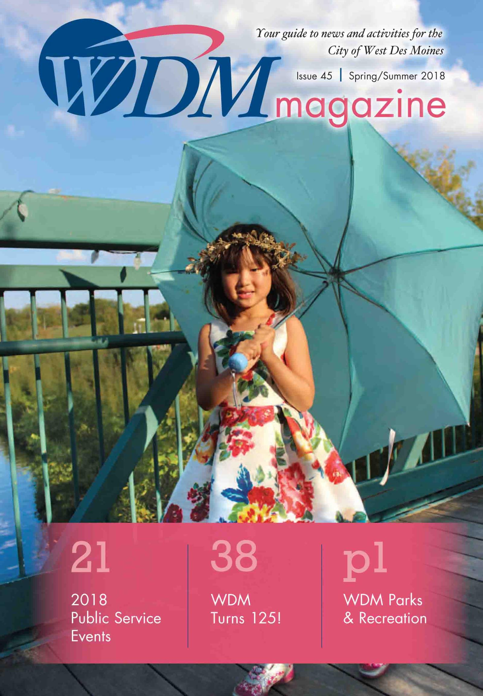 WDM Magazine Issue 45 Spring Summer 2018