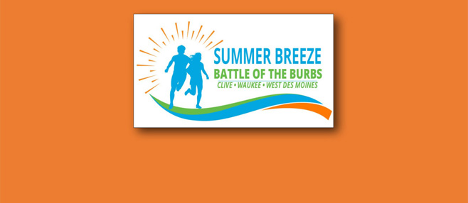 Summer Breeze -- Battle of the 'Burbs is on Saturday, Aug. 3