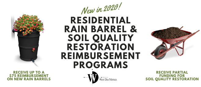 Learn how this new program can benefit you as a West Des Moines resident