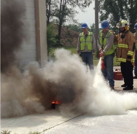 Fire Extinguisher Class