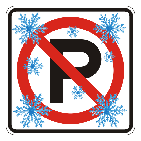 WDM Snow Emergency Parking Ban, January 18, 2019