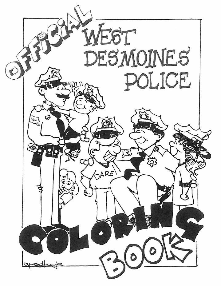 WDMPD Coloring Book