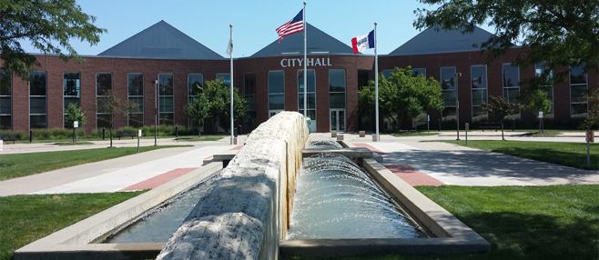 City Hall and most City offices will be closed Nov. 22 & 23