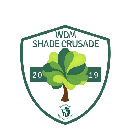 WDM Shade Crusade residential tree sale on Sat., April 27